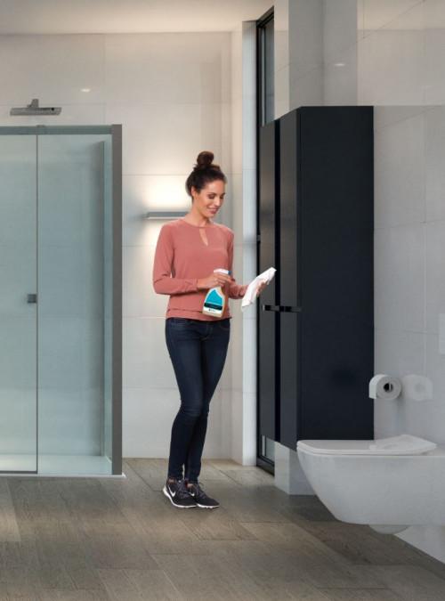 Badkamertrend Smart Clean Sanidrome Lindom